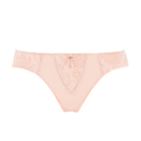 Culotte Sheer Witchery Vintage Peach