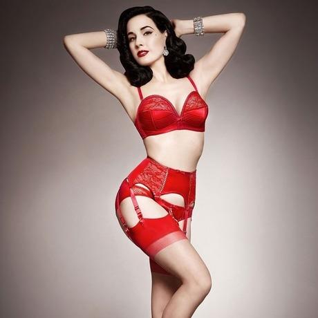 Culotte Her Sexellency Rouge