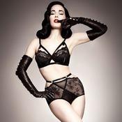 Culotte haute Dita Von Teese Madame X