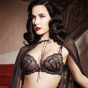 Soutien-gorge push-up Dita Von Teese Countess