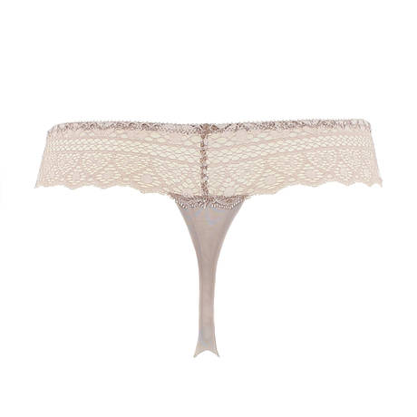 String Cassiopée Rose Sauvage