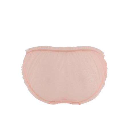 Babydoll Pom Pom Loungewear Pêche