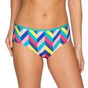 Maillot de bain bikini slip shorty