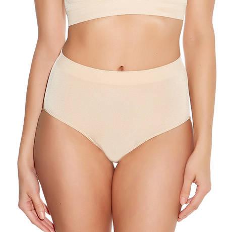 Culotte haute B Smooth Nude