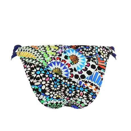 Maillot de bain bikini Art Primitif Primitif Multicolore