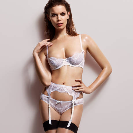 Culotte Vanesa Blanc