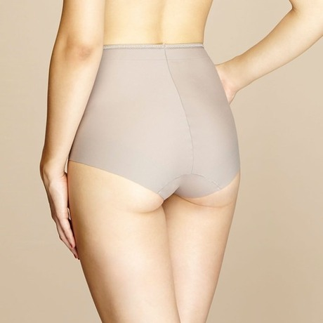 Culotte haute Light Sensation Caramel