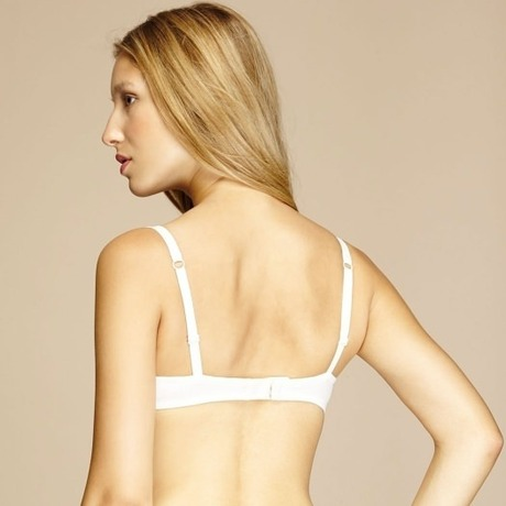 Soutien-gorge corbeille Piccadilly Ivoire