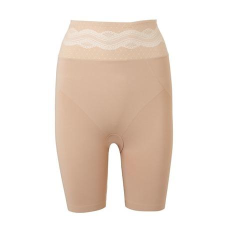 AUBADE Panty gainant Plumetischic Dune