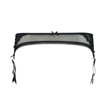 Porte-jarretelles Cirque Magique Noir