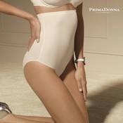 Culotte taille haute sculptante PrimaDonna Perle
