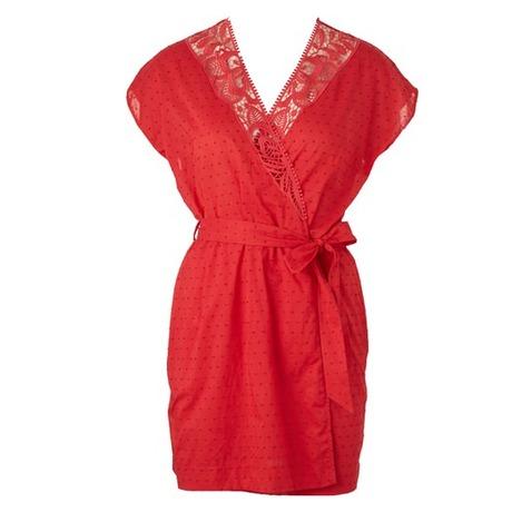 Robe kimono Rose des Sables Citrus