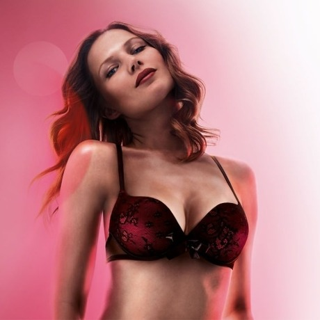 Soutien-gorge push-up Red Temptation
