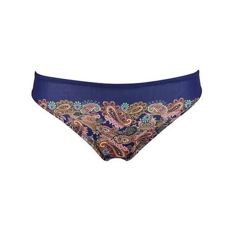 Slip charme Sari Beauty Bleu Pashmina