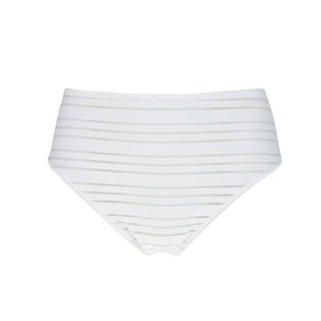 Culotte haute Personal Pep Blanc