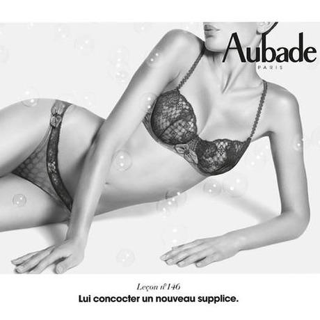 AUBADE Soutien-gorge corbeille Mini Bikini Mystic