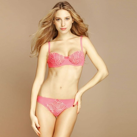 Soutien-gorge corbeille Bloom Gloss