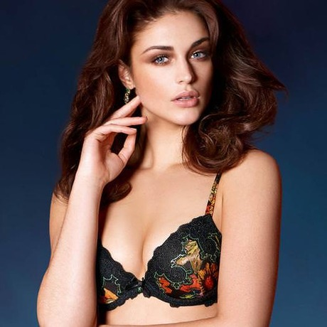 Soutien-gorge push-up Splendeur Inca Tropical Colors