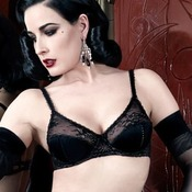 Soutien-gorge plunge Dita Von Teese Screen Queen