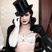 Soutien-gorge sans armatures Dita Von Teese Madame X