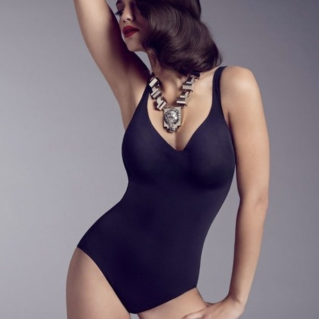 Body gainant Try a Little Slenderness Beauty Secret Noir