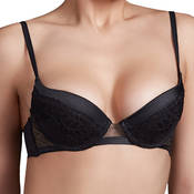Soutien-gorge push-up Andres Sarda Cinnamon