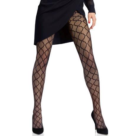 LE BOURGET Collant Allure Couture Noir ... 7e414c3b4e4