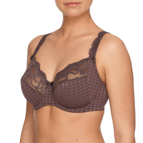 Soutien-gorge armatures emboîtant 3 parties Madison Toffee