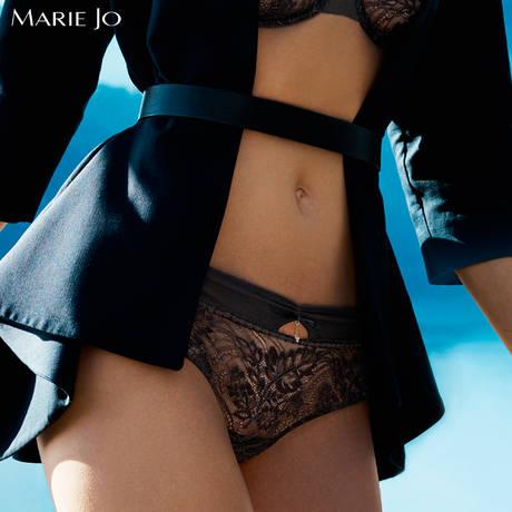 MARIE JO Shorty Natalie Marble Grey