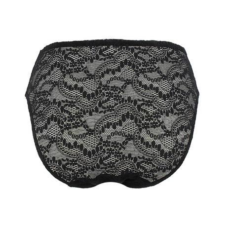 Culotte haute Cristal d'Art Noir