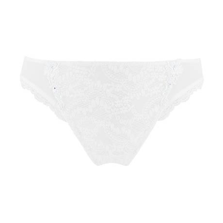 Culotte haute Cristal d'Art Blanc