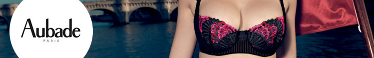Lingerie Aubade French Kiss in Paris