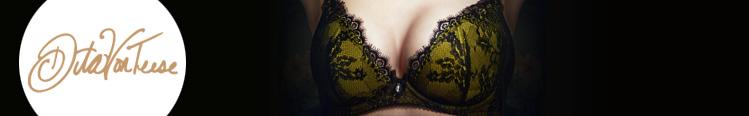 Lingerie Dita Von Teese Savoir Faire Chartreuse