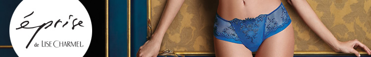 Lingerie Eprise de Lise Charmel Arty Glamour
