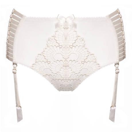 BORDELLE Culotte haute Sensu Bridal Crème