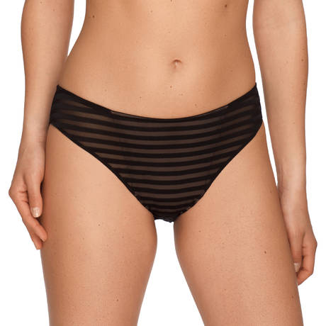 Slip brésilien Only You Noir