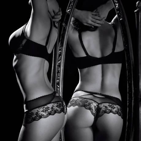 Soutien-gorge spacer Aubade à l'Amour Noir