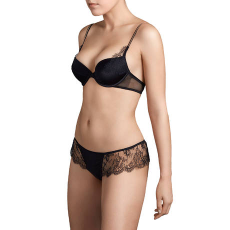Shorty string Cassia Noir