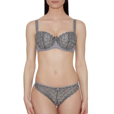 Soutien-gorge corbeille confort Bahia Couture Miroir