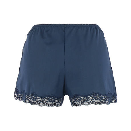 VANNINA VESPERINI Short Les Intemporels Bleu Marine