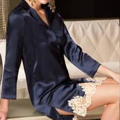 Chemise de nuit en soie Lise Charmel Splendeur Soie