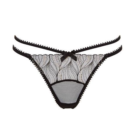 Culotte Oria Noir/Or