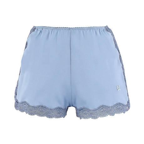 VANNINA VESPERINI Short Les Intemporels Bleu/Gris