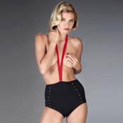 Culotte harnais taille haute Maison Close Armée des Sens