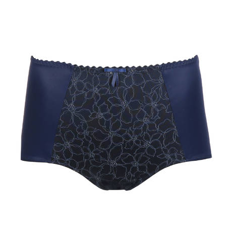 Culotte gainante Gracious Blue Noir