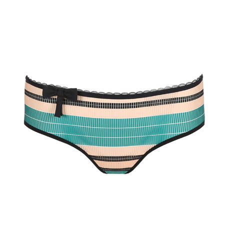 Shorty Andreas Winter Stripes