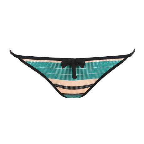 Slip taille basse Andreas Winter Stripes