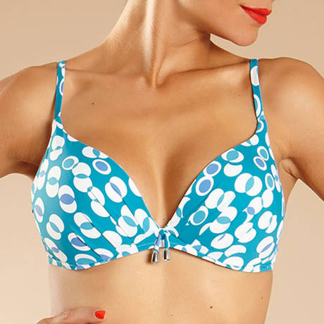 Maillot de bain push-up Colorado Oasis