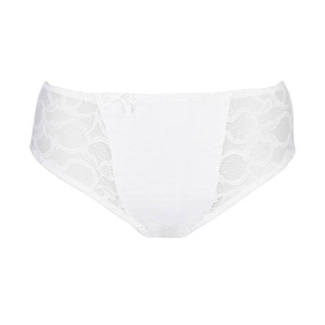 Culotte haute Madison Blanc