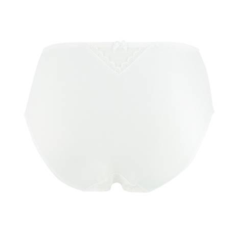 EPRISE DE LISE CHARMEL Culotte haute Cristal de Roche Blanc
